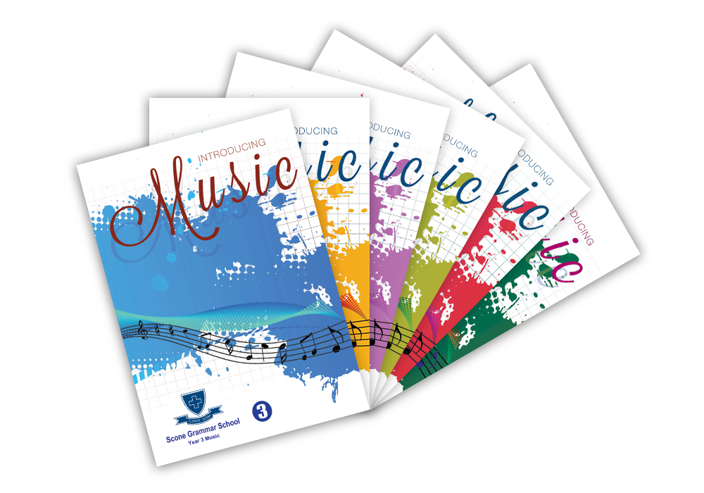 Introducing Music Front Covers